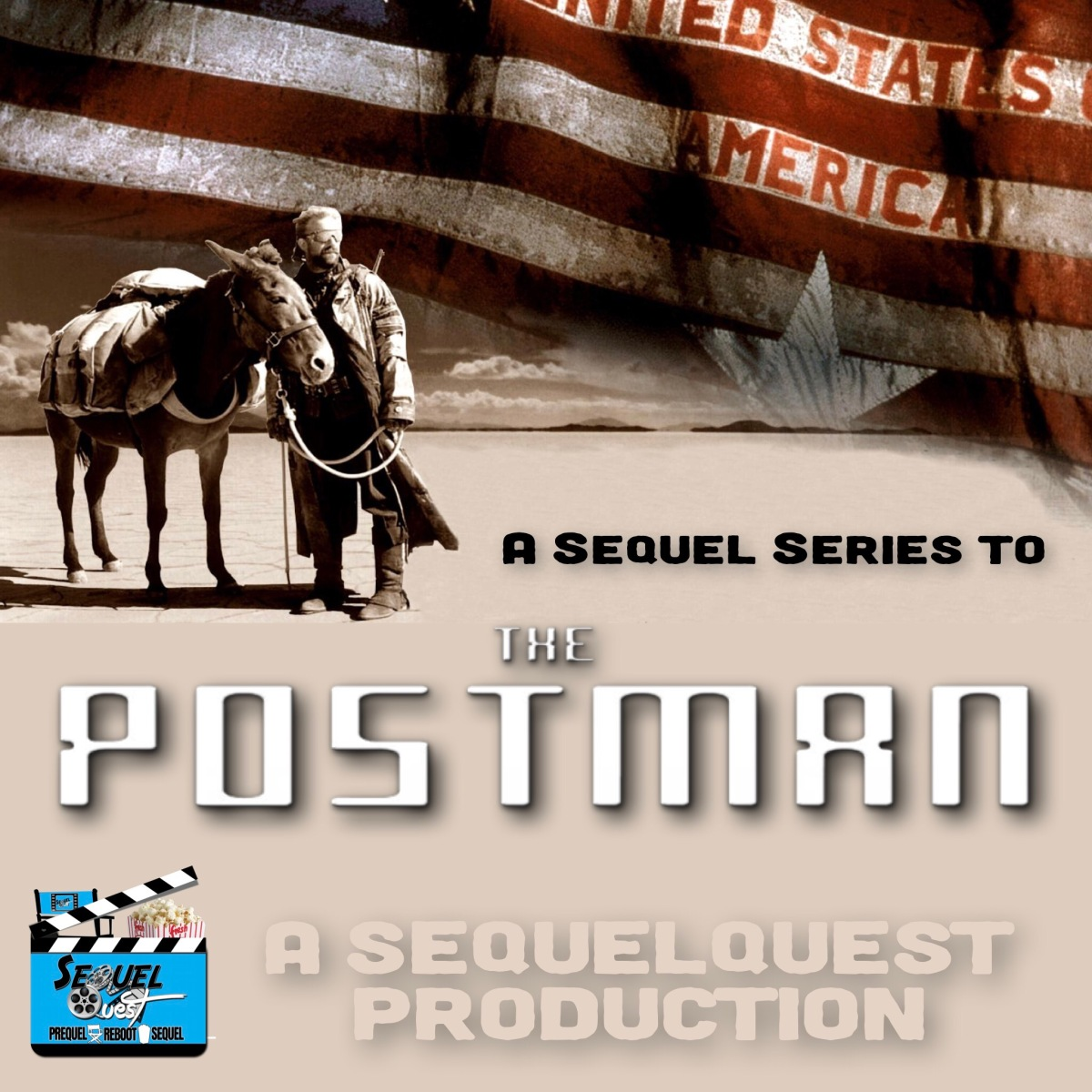 EP32 - The Postman Sequel